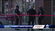 Subway robbery turns into deadly shooting