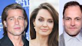 Brad Pitt's California Mansion In Danger...' From Wildfire, As Angelina Jolie Runs Around Town With ...
