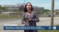 Helping to 'Restore Black Wall Street'