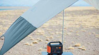 戶外露營的「超級充電站」:電小二1000W電源