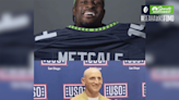 U.S. Marine Corps Sergeant gets big surprise from Seahawks star DK Metcalf