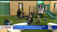 All Early Education & Care Programs Across Mass. Will Have Access To Free COVID Pooled Testing