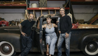 American Pickers ' Danielle Colby 'saddened' by Frank Fritz's exit from show, hopes he gets help
