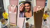 Georgina 'speechless' after Ronaldo buys her £105k Louis Vuitton jewellery trunk