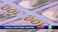 $600 stimulus checks start to arrive in bank accounts on New Years Day