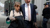 Allison Mack begins 3-year prison sentence for role in sex cult NXIVM