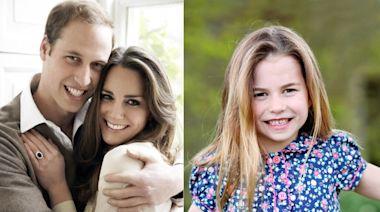 英皇室公主6歲生日 夏綠蒂:我16歲要做自己想做的事