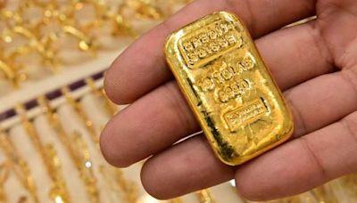 〈貴金屬盤後〉美債殖利率、美元走強 黃金下滑 但本週仍收升 | Anue鉅亨 - 黃金