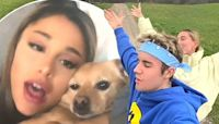 Justin Bieber, Ariana Grande capture this moment with Stuck With U
