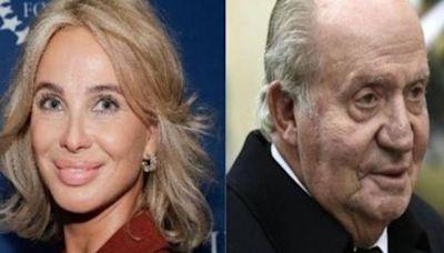 Corinna Larsen demanda al rey emérito Juan Carlos por acoso y amenazas