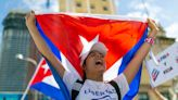 Biden sanctions Cuban national police officials for their role in crackdown on protesters