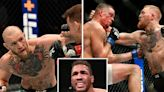 Conor McGregor urged to take Nate Diaz fight ahead of Poirier trilogy bout