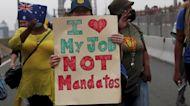 Workers face job losses as vaccine mandates kick in