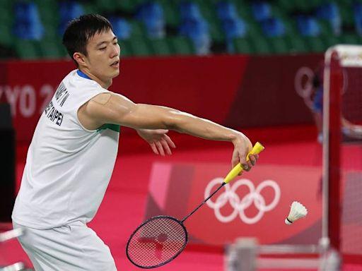王子維不敵亞運金牌克里斯提 台灣男團晉級8強渺茫