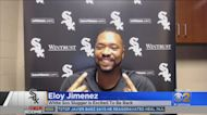 Eloy Jimenez 10-Times Really Excited About Returning To White Sox