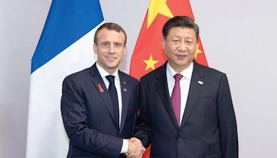 習近平與馬克龍通電話 指法方主張歐盟戰略自主是正確的 - 香港經濟日報 - 中國頻道 - 經濟脈搏