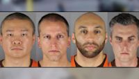 Federal civil rights charges for 4 ex-officers in George Floyd's death