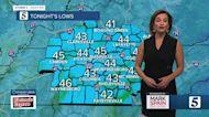 Bree's evening forecast: Monday, October 18, 2021