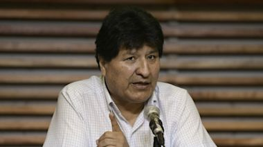 Bolivia's Morales says return depends on others as detention order lifted