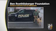 Roethlisberger Foundation Makes K-9 Program Grants