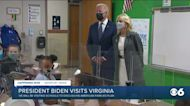 President Biden visits Virginia