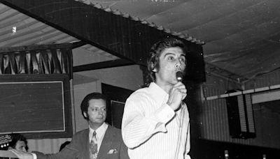 Greek popular folk singer Tolis Voskopoulos dies at age 80