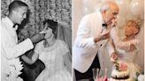 Woman wears original wedding dress for 59th anniversary photo shoot: 'It fit like a glove'