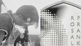 Rosalind Franklin: Royal Mint launches coin to mark 100th birthday of British scientist