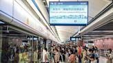 紅磡屯馬線新月台啟用 市民:轉線有啲遠 - 20210621 - 港聞