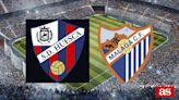 Huesca 0-0 Málaga: resultado, resumen y goles