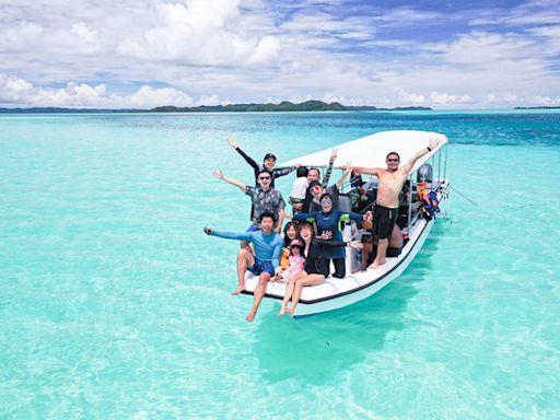 旅遊泡泡可望重啟 業者推1元夢想包抽「未來免費搭商務艙玩帛琉」