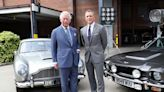 The bond between Aston Martin, the British royal family, and 007