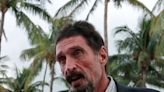 John McAfee's autopsy concluded that his death in prison was by suicide, Spanish newspaper reports