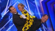 Bizarre and semi-creepy 'AGT' act leaves all four judges flabbergasted