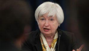 U.S. Treasury Secretary Janet Yellen Lays Out Bold Climate Change Agenda
