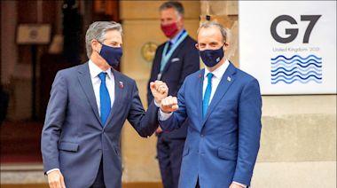 美日外長G7會前會 再提穩定台海