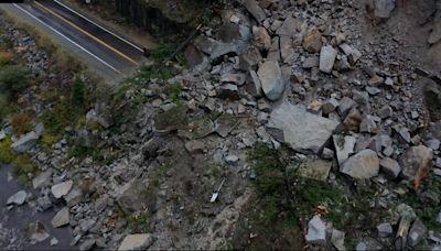 West Coast storm sparks debris flows, power outages