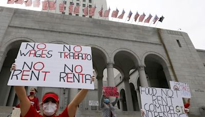 Op-Ed: Renters' last chance for pandemic aid before evictions resume