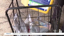 'Change is needed' Baltimore prepares for October's plastic bag ban