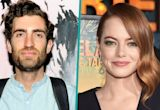 Did Emma Stone Get Married? Actress & Fiancé Dave McCary Wear Matching Rings