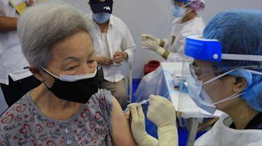 台灣當局批准緊急使用及生產當地研發的新冠疫苗