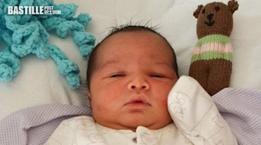 英公園發現初生男嬰 警方暖心改名尋生母:只係想幫你   Plastic