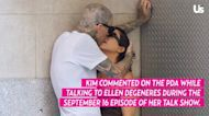 'It's So Cute!' Kim Kardashian Weighs in on Travis and Kourtney's PDA