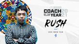 打造「EM王朝」功不可沒!達拉斯主帥Rush獲頒OWL年度最佳教練