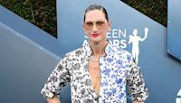 All About Jenna Lyons' 2020 SAG Awards Red Carpet Platform Design