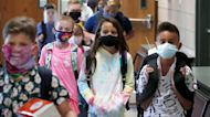 Coronavirus Numbers Tick Up As Some Students Head Back To Class