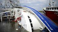For Louisiana fishermen, Hurricane Ida threatens a way of life