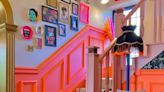 Woman transforms boring home into colourful pad with £20 paint & charity shop buys
