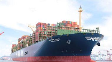 減碳要求拉高讓航運市場進入高運價時代 貨櫃三雄股價走高