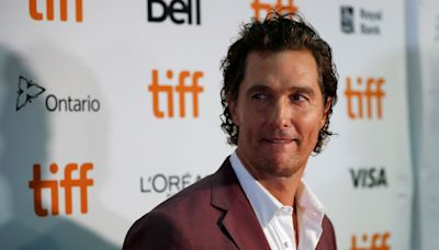 Matthew McConaughey: Social media users risk 'sense of self' on approval of others